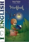 """Clumsy and Gracie. Workbook"" + наклейки"